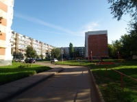 Naberezhnye Chelny, Moskovsky avenue, house 166. Apartment house