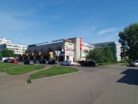 "neighbour house: avenue. Moskovsky, house 183А. shopping center ""Темп"""
