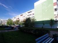 Naberezhnye Chelny, Moskovsky avenue, 房屋 183Б. 公寓楼