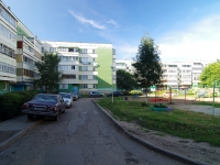 Naberezhnye Chelny, Moskovsky avenue, house 183. Apartment house