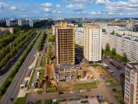 Naberezhnye Chelny, st 58th complex, house 25. Apartment house