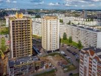 Naberezhnye Chelny, st 58th complex, house 24. Apartment house