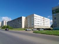 Набережные Челны, улица Нариманова, дом 40. общежитие