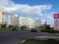 Набережные Челны, улица Нариманова, дом 48. многоквартирный дом