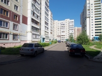 Naberezhnye Chelny, Narimanov st, house 52. Apartment house