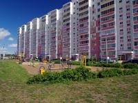 Naberezhnye Chelny, Akhmetshin st, 房屋 110. 公寓楼