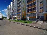 Naberezhnye Chelny, Akhmetshin st, house 114. Apartment house