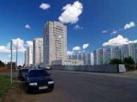Naberezhnye Chelny, Akhmetshin st, house 120. Apartment house