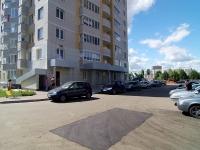 Naberezhnye Chelny, Akhmetshin st, 房屋 124. 公寓楼