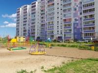 Naberezhnye Chelny, Akhmetshin st, house 126. Apartment house