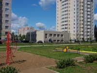 Naberezhnye Chelny, Akhmetshin st, house 130. Apartment house