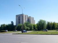 Набережные Челны, Раиса Беляева проспект, дом 5 к.1. общежитие Набережночелнинского политехнического колледжа
