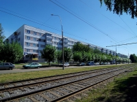 neighbour house: Ave. Rais Belyaev, house 8. Apartment house