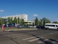 Naberezhnye Chelny, Rais Belyaev Ave, house 12. multi-purpose building