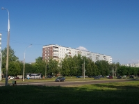 neighbour house: Ave. Rais Belyaev, house 16. Apartment house