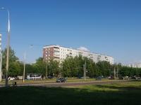 Набережные Челны, Раиса Беляева проспект, дом 16. многоквартирный дом