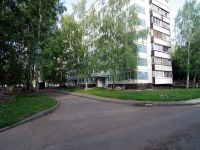 Naberezhnye Chelny, Rais Belyaev Ave, house 17. Apartment house
