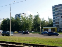 neighbour house: Ave. Rais Belyaev, house 21. Apartment house