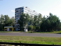 Naberezhnye Chelny, Rais Belyaev Ave, house 25. Apartment house