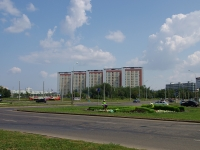 Naberezhnye Chelny, Rais Belyaev Ave, house 30/2. Apartment house