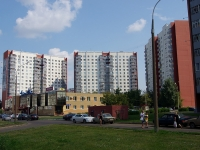 neighbour house: Ave. Rais Belyaev, house 31. Apartment house