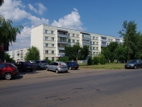 neighbour house: Ave. Rais Belyaev, house 43/43. Apartment house