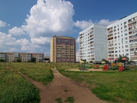 Naberezhnye Chelny, Rais Belyaev Ave, house 44. Apartment house