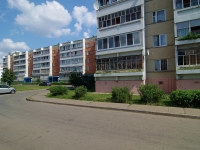 Naberezhnye Chelny, Rais Belyaev Ave, house 46. Apartment house
