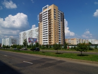 Naberezhnye Chelny, Rais Belyaev Ave, house 50. Apartment house
