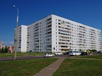 neighbour house: Ave. Rais Belyaev, house 54. Apartment house