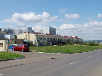 Naberezhnye Chelny, Rais Belyaev Ave, house 55. Apartment house