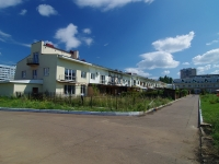 neighbour house: Ave. Rais Belyaev, house 55. Apartment house