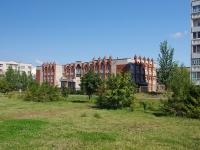 Naberezhnye Chelny, school №60, Rais Belyaev Ave, house 60