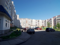 Naberezhnye Chelny, Rais Belyaev Ave, house 68. Apartment house