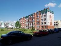 neighbour house: Ave. Rais Belyaev, house 72. Apartment house