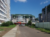neighbour house: Ave. Rais Belyaev, house 78Д. Apartment house