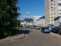 Naberezhnye Chelny, Rais Belyaev Ave, house 78В. Apartment house