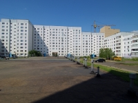 Naberezhnye Chelny, Rais Belyaev Ave, house 92. Apartment house