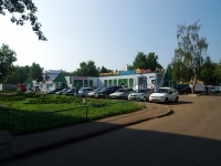 "neighbour house: blvd. 60 let Oktyabrya, house 3. shopping center ""Кама Плюс"""