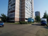 Naberezhnye Chelny, Molodezhny blvd, house 5. Apartment house