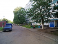Naberezhnye Chelny, Syuyumbike Ave, house 8. Apartment house