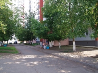 Naberezhnye Chelny, Syuyumbike Ave, house 12. Apartment house