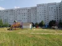 Naberezhnye Chelny, Syuyumbike Ave, 房屋 23/40. 公寓楼