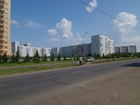 Naberezhnye Chelny, Syuyumbike Ave, house 25. Apartment house