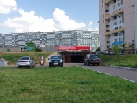 "neighbour house: Ave. Syuyumbike, house 30. garage (parking) ПГО ""Ветеран"""