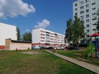 Naberezhnye Chelny, Syuyumbike Ave, house 37. Apartment house