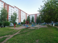 Naberezhnye Chelny, Syuyumbike Ave, house 43. Apartment house