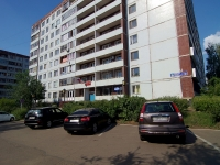 Naberezhnye Chelny, Syuyumbike Ave, house 49. Apartment house