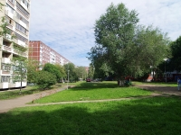 Naberezhnye Chelny, Syuyumbike Ave, house 58/41. Apartment house