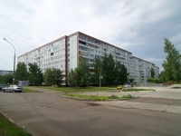 Naberezhnye Chelny, Syuyumbike Ave, house 59. Apartment house